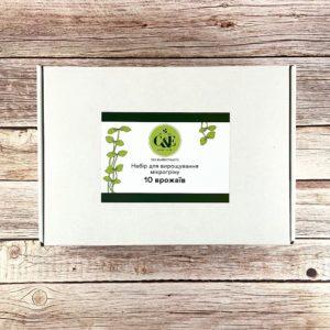 Набор для выращивания микрозелени