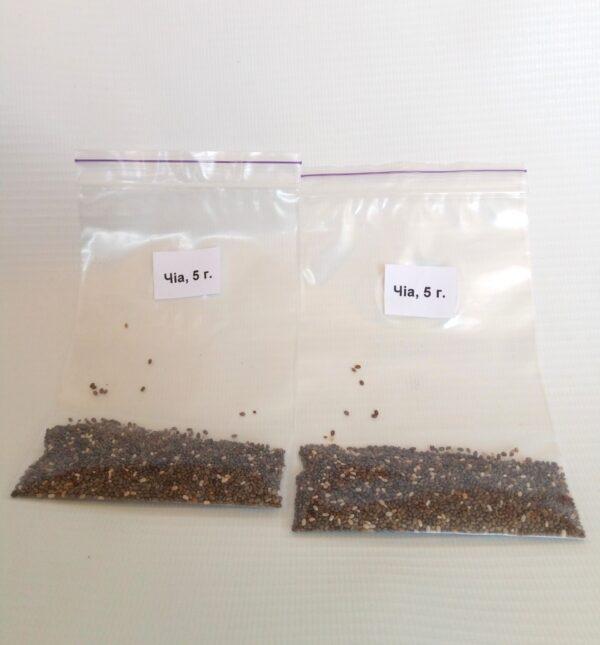 Семена микрозелени Чиа