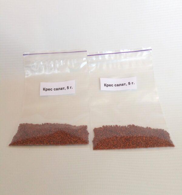 Семена микрозелени Кресс-салат