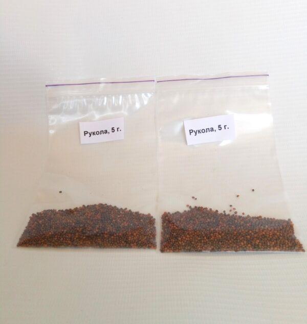 Семена микрозелени Руккола Пикантная